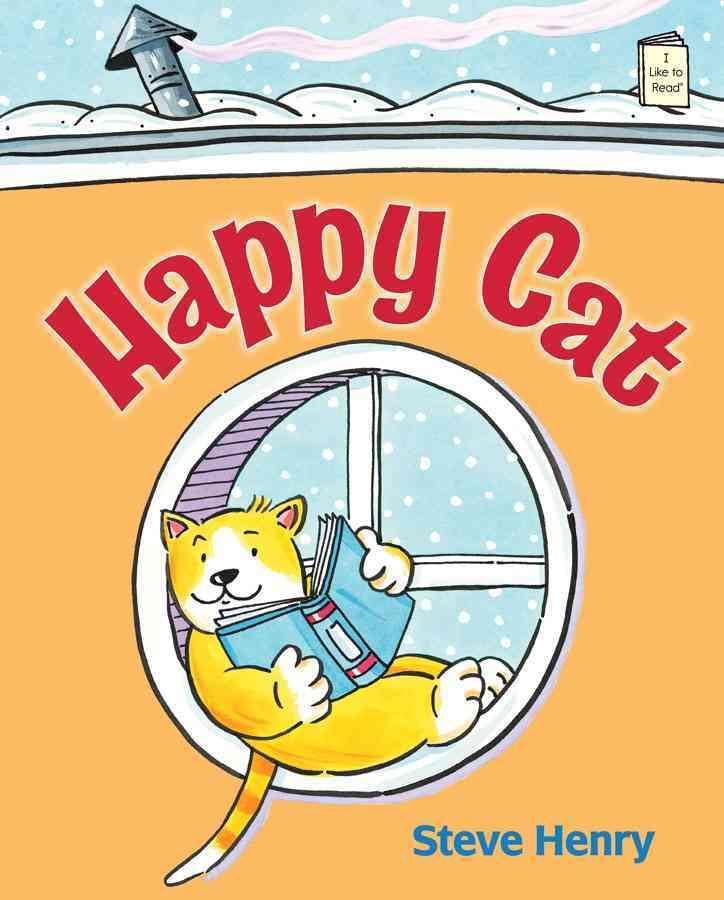 Happy Cat By Henry, Steve/ Henry, Steve (ILT)